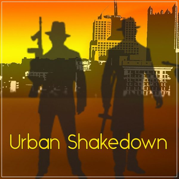 Urban Shakedown, an Urban-R&B Gangsta styled song for motion picture licensing