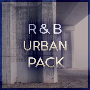 R&B,Urban and Hip-hop music pack from Steve Nicel Music